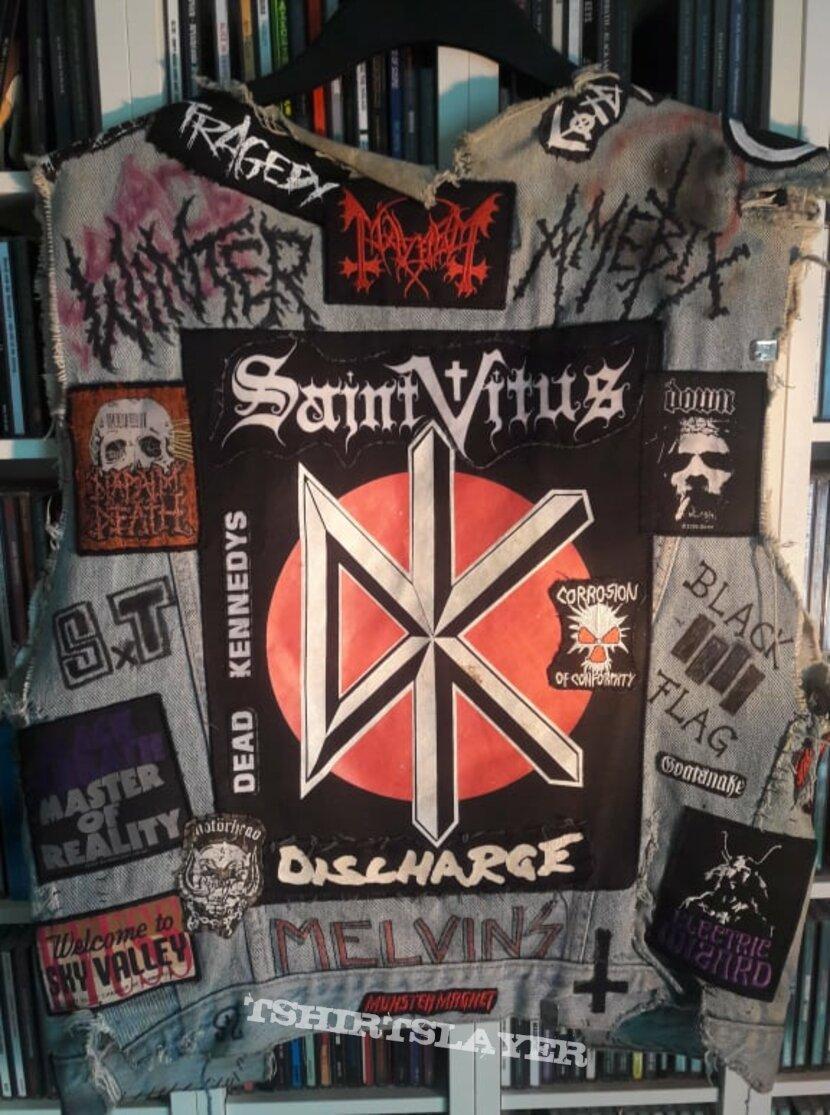 Rancid Metal Punk Kutte
