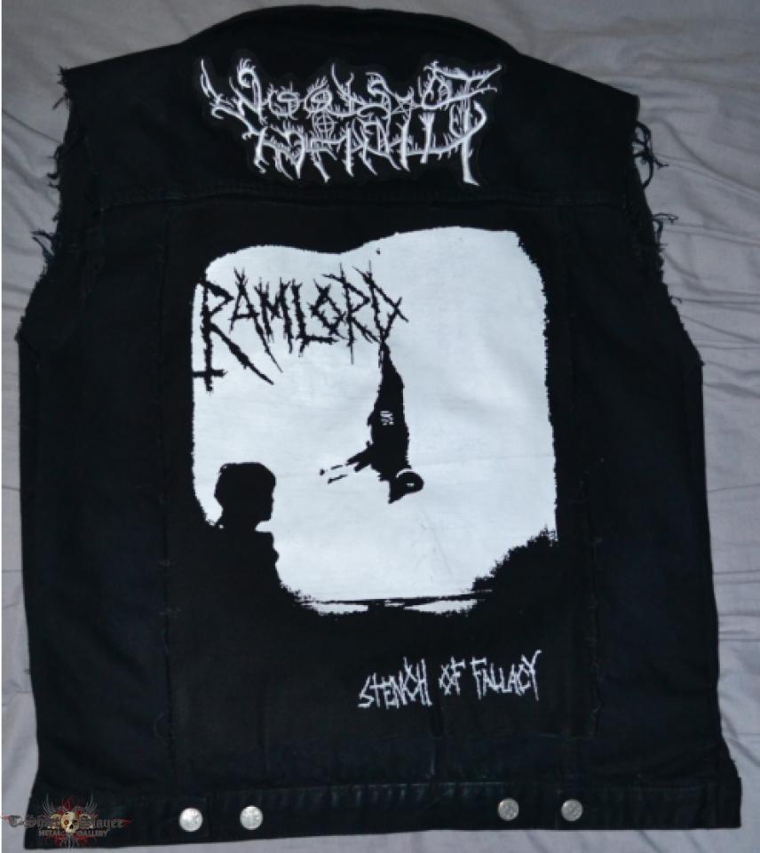 My Battle Vest!