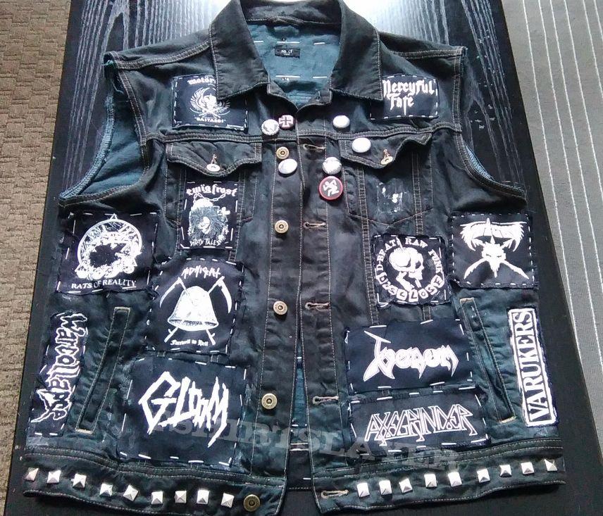 Metalpunk Battle Jacket