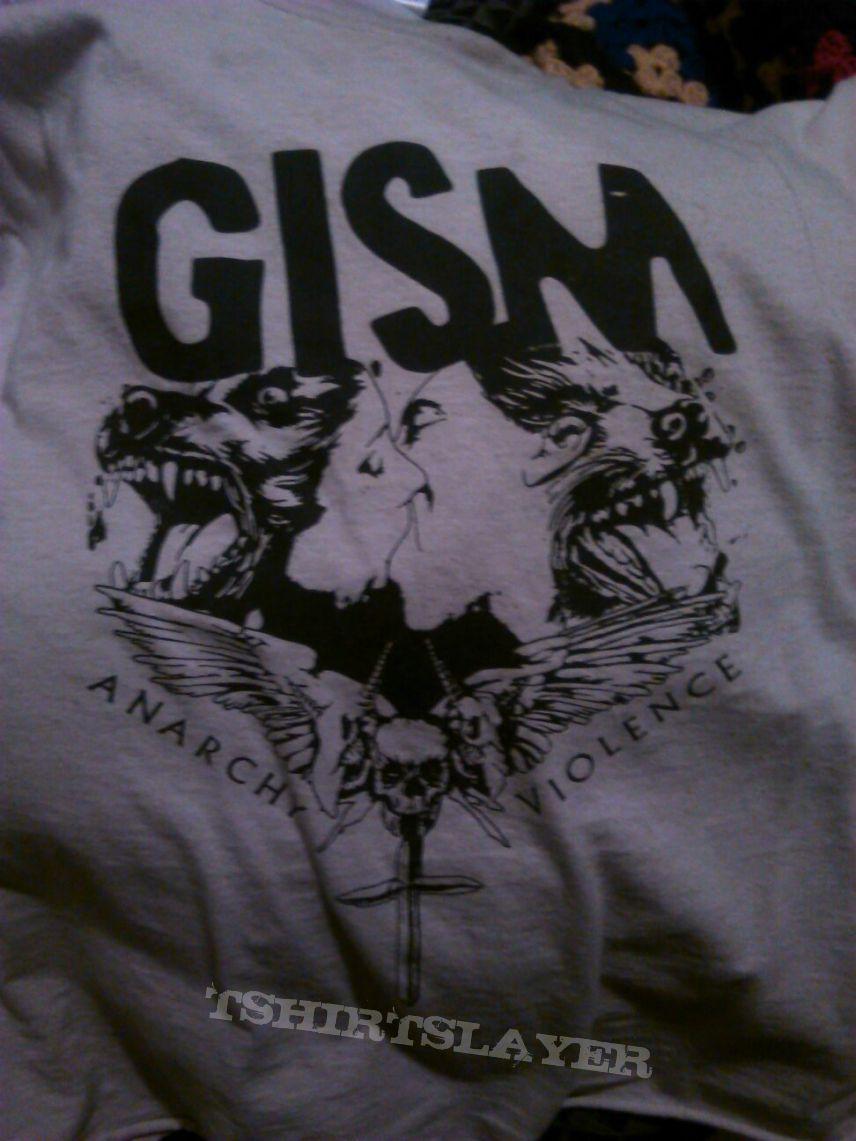 G.I.S.M. - Anarchy//Violence