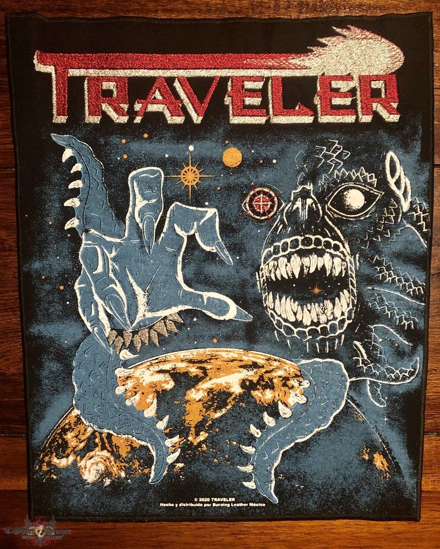Traveler 'Termination Shock' back patch