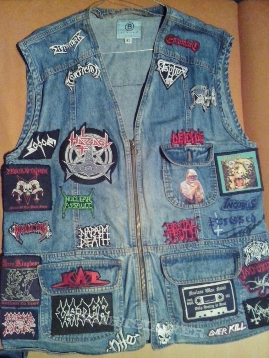 Battle jacket first update