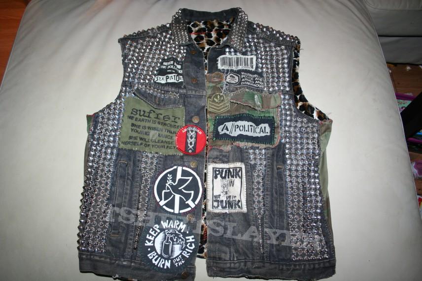 My main battle jacket