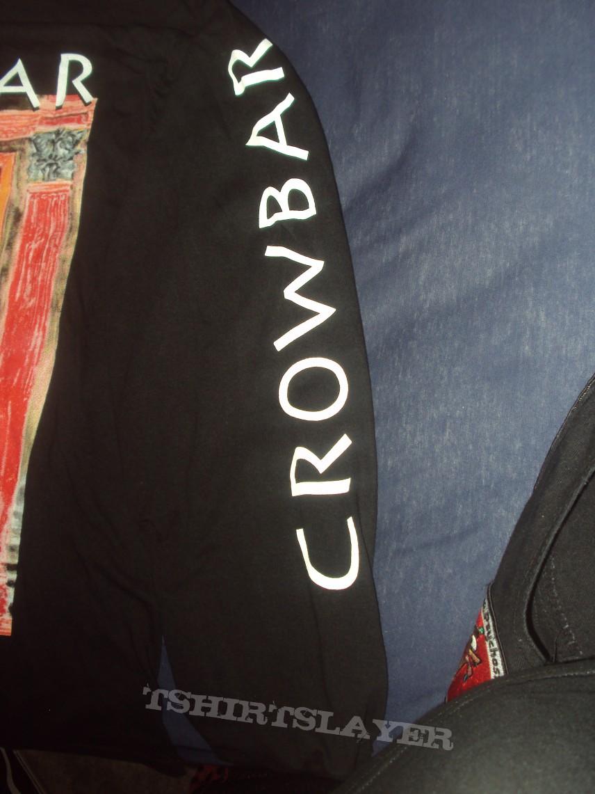 Crowbar self title/all I had I gave longsleeve