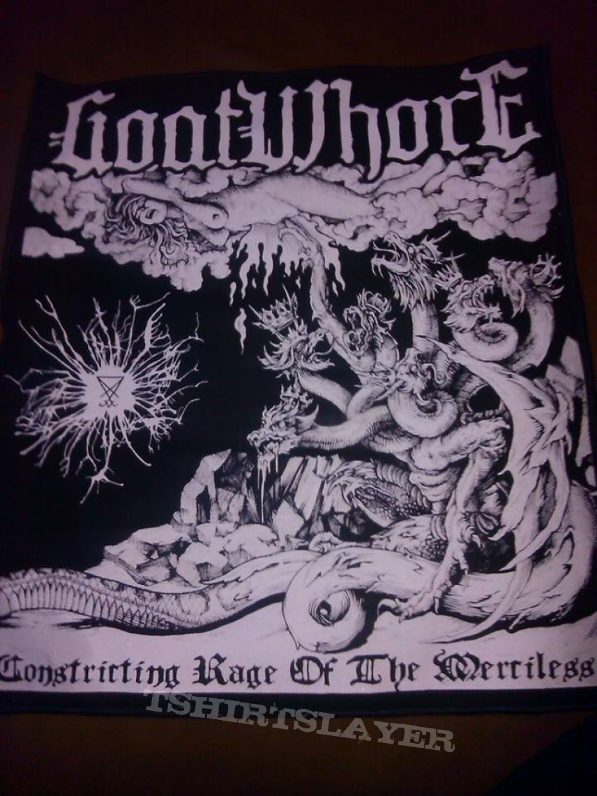 Goatwhore constricting rage of the merciless backpatch