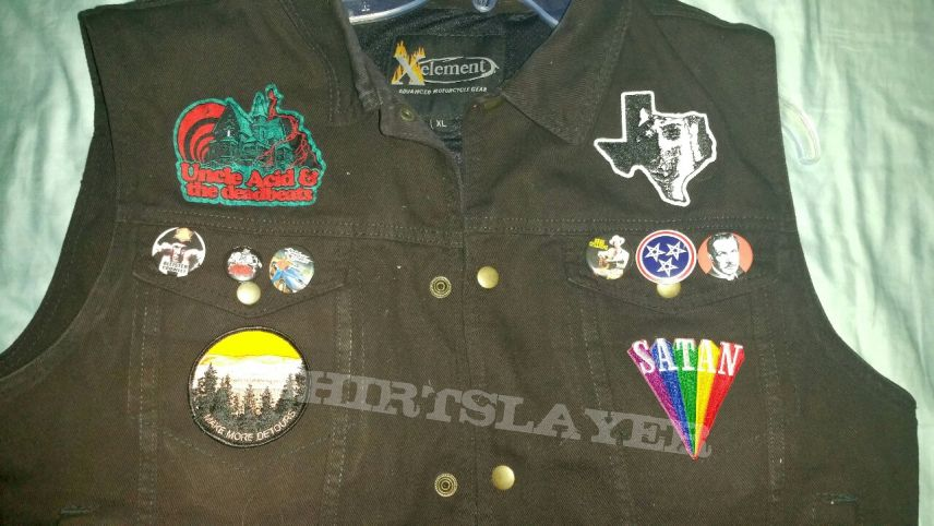 The vest of many riffs update