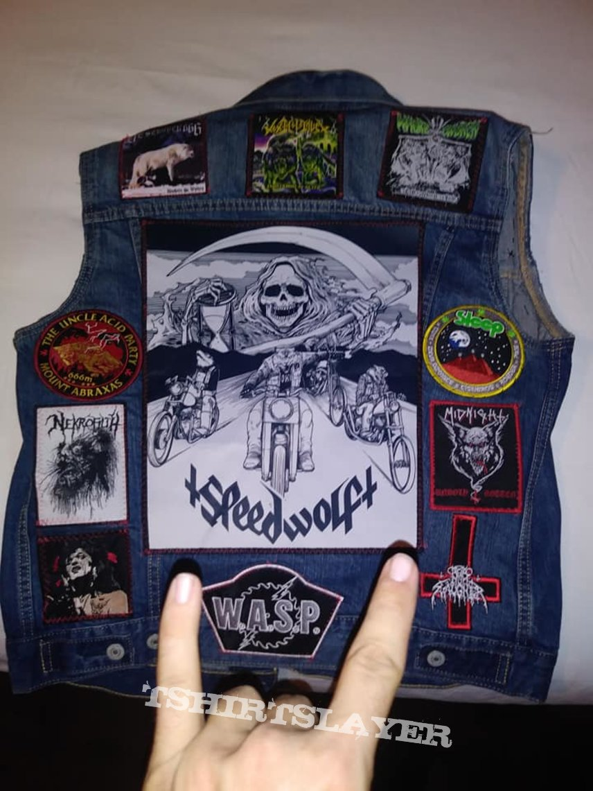 Ode to Sweden,Heavy Metal,and The whore church vest