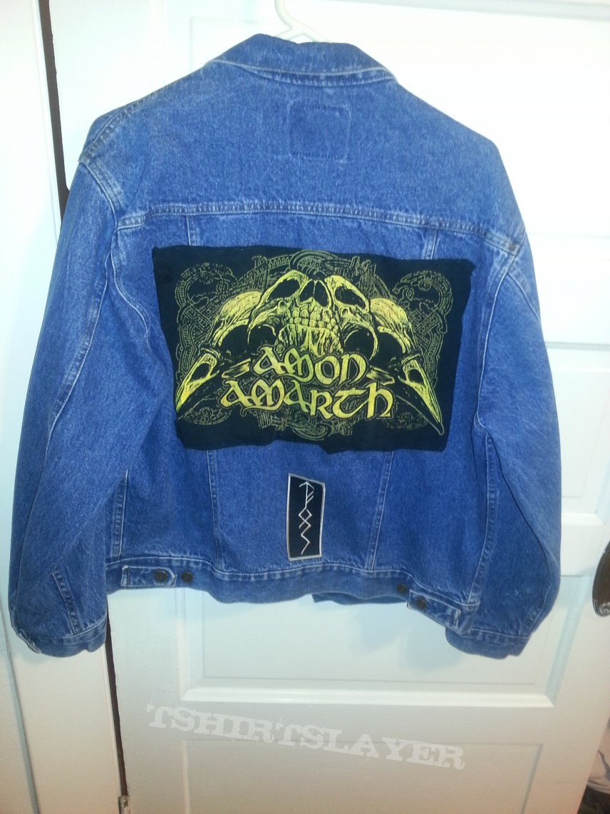 First Jacket
