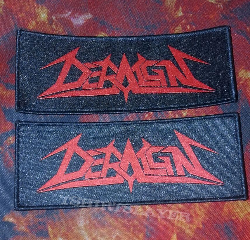 Deraign logo patches