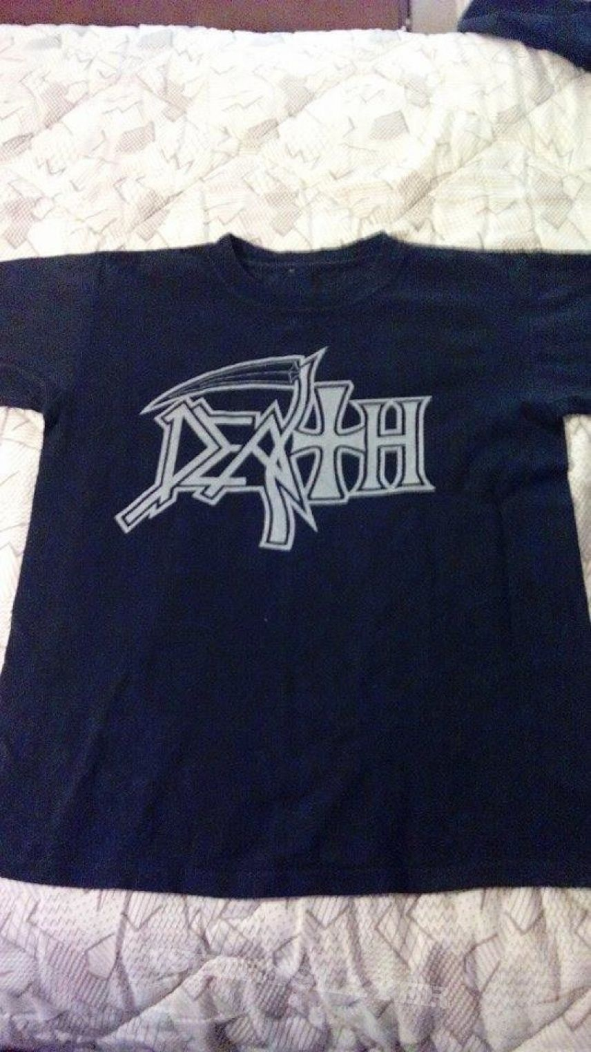 DEATH - the sound of perseverance tour