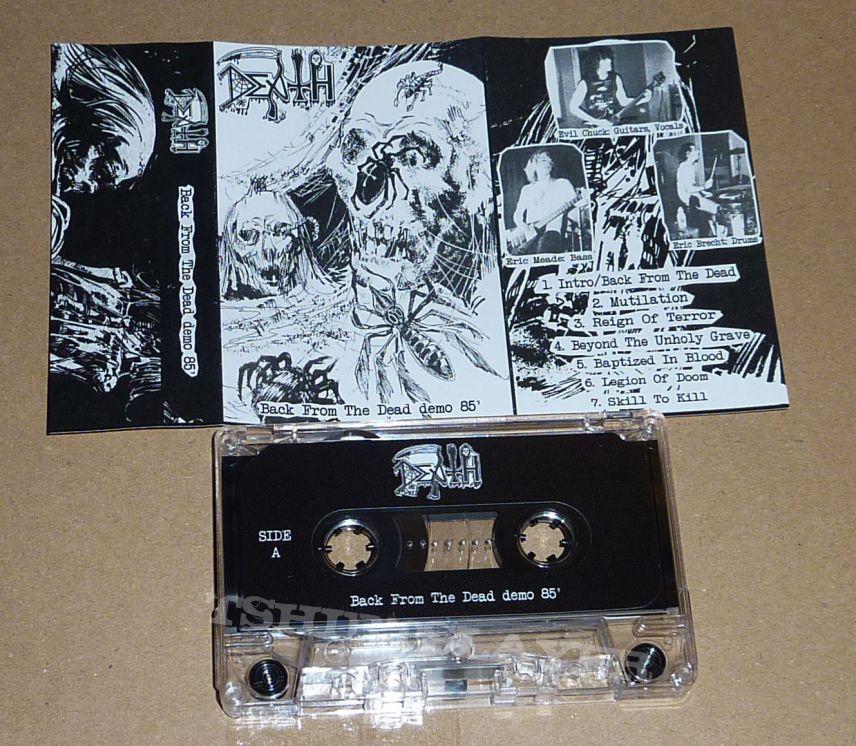 DEATH - demo tape