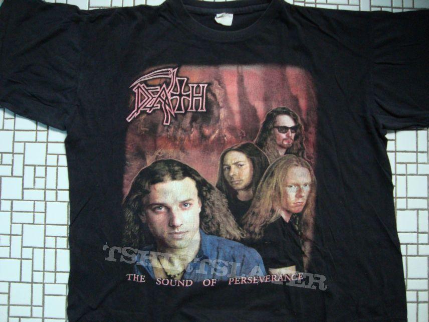 TShirt or Longsleeve - DEATH - promo