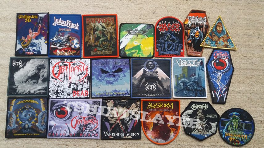Collected patches from the last months