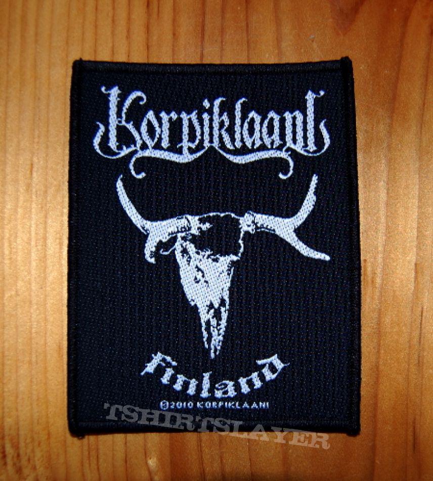 Korpiklaani - Finland patch