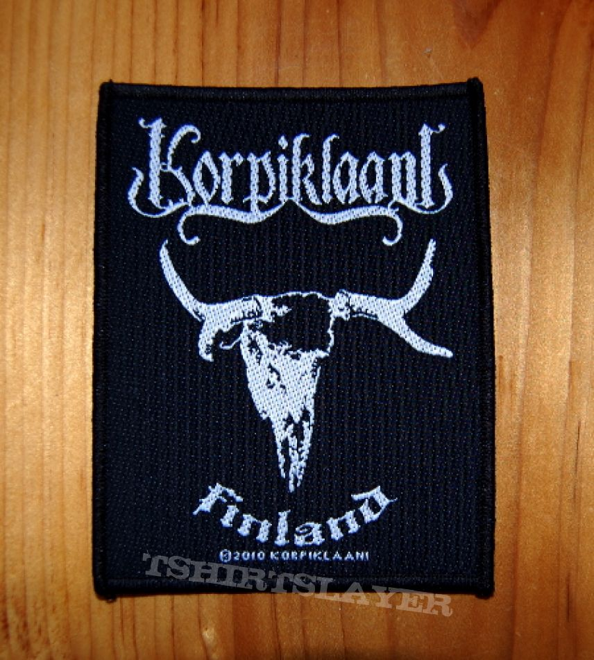 Korpiklaani - Finland patch