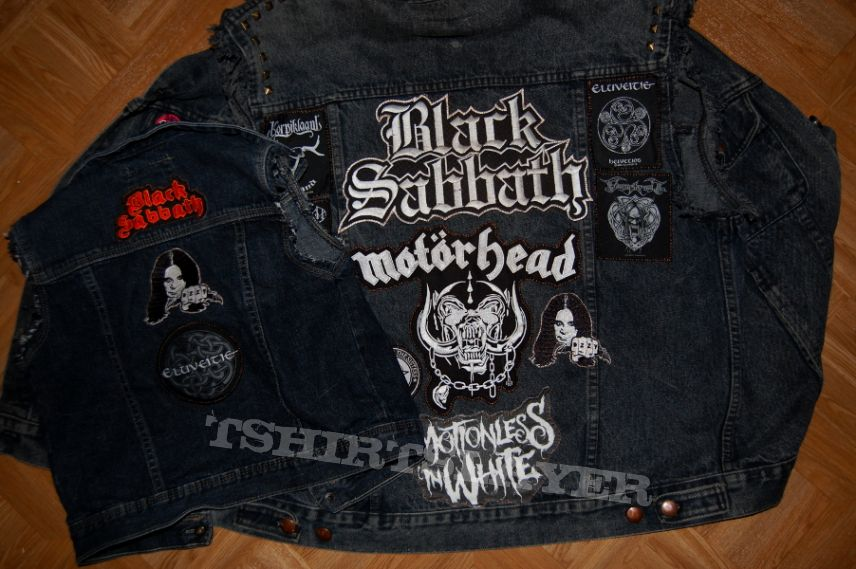 Judas' Jacket 10/14
