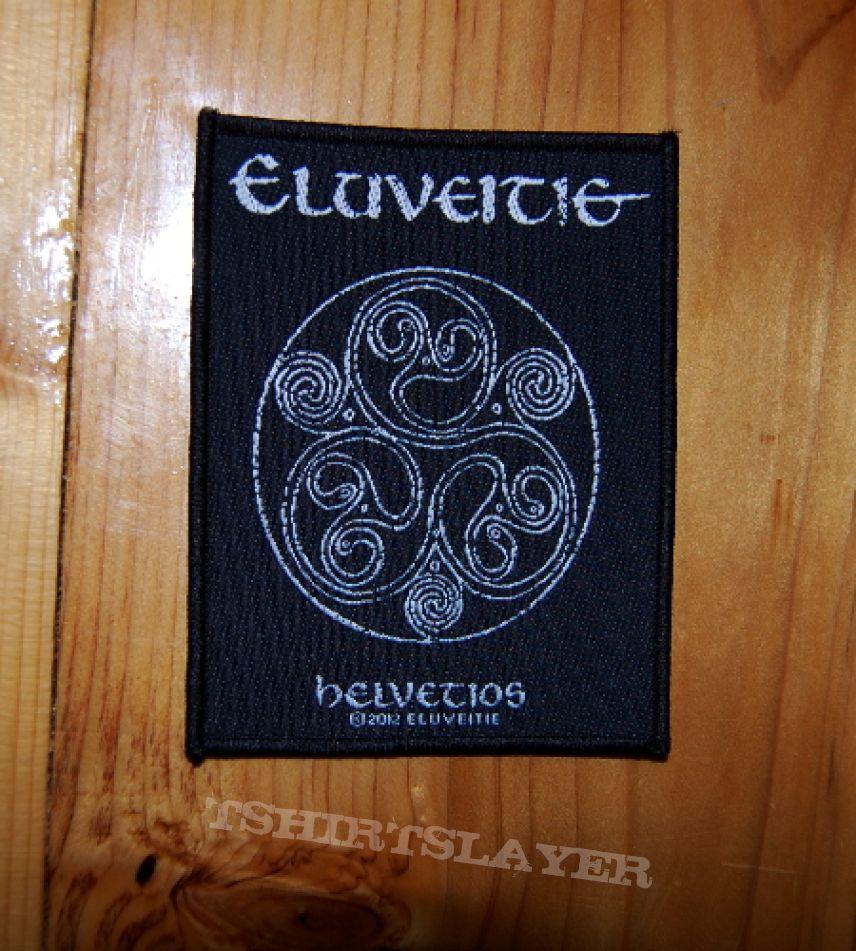 Eluveitie - Helvetios patch
