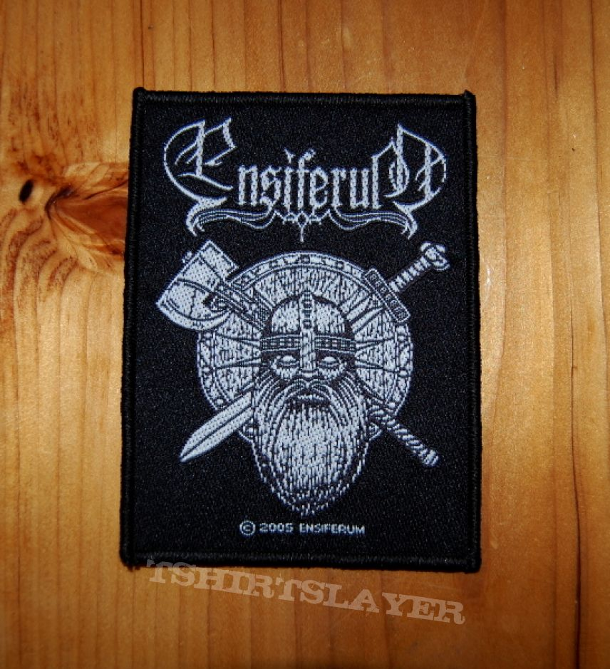 Ensiferum - viking patch