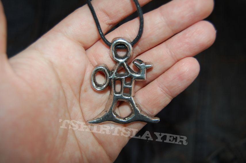 Korpiklaani shaman pendant from concert 5/17/15