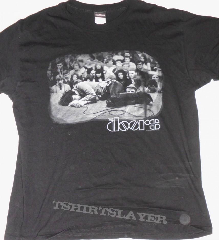The Doors - People are Strange T-Shirt & The Doors - People are Strange T-Shirt | TShirtSlayer TShirt and ...