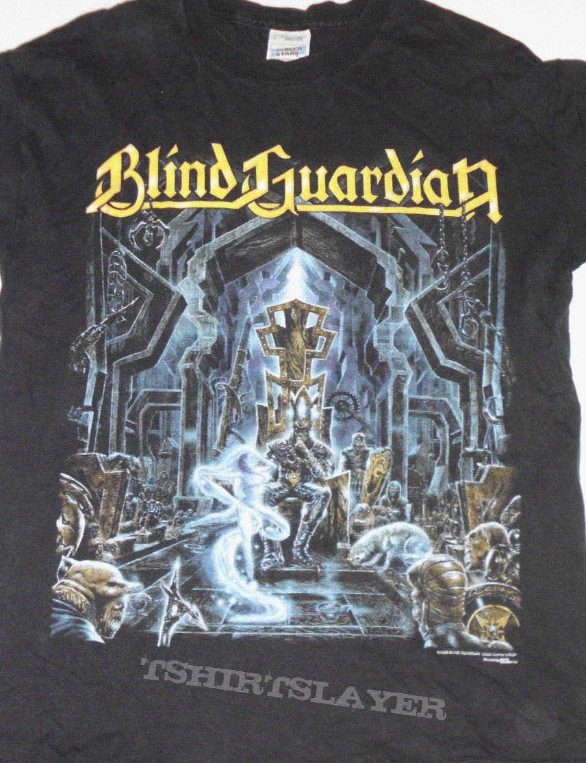 classic Nightfall In Middle Earth Blind Guardian T-shirt