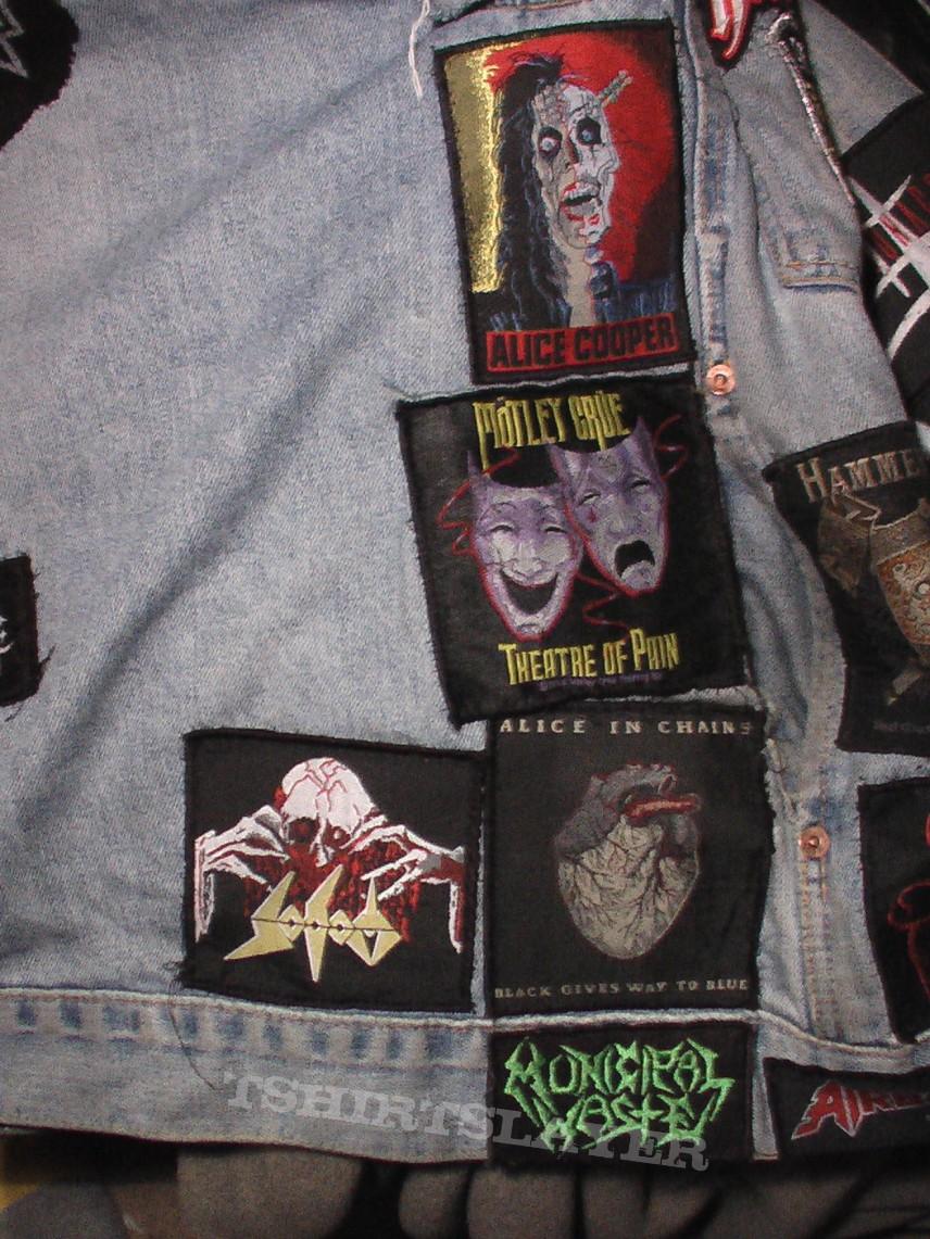battle jacket work in progress