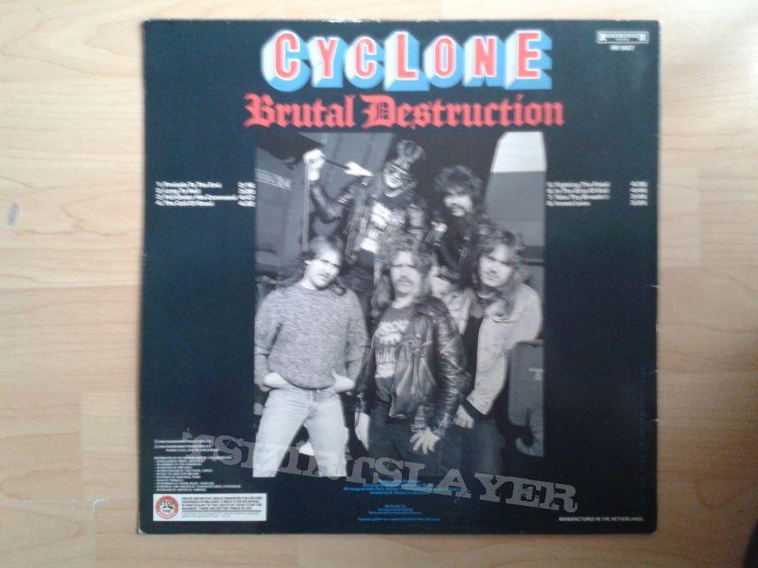 cyclone - brutal destruction