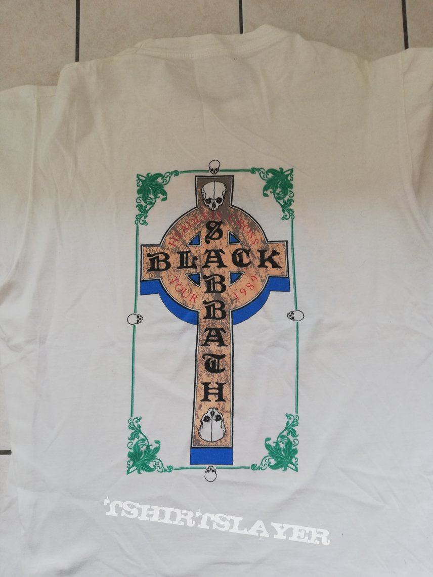 Black sabbath - OG headless cross tourshirt