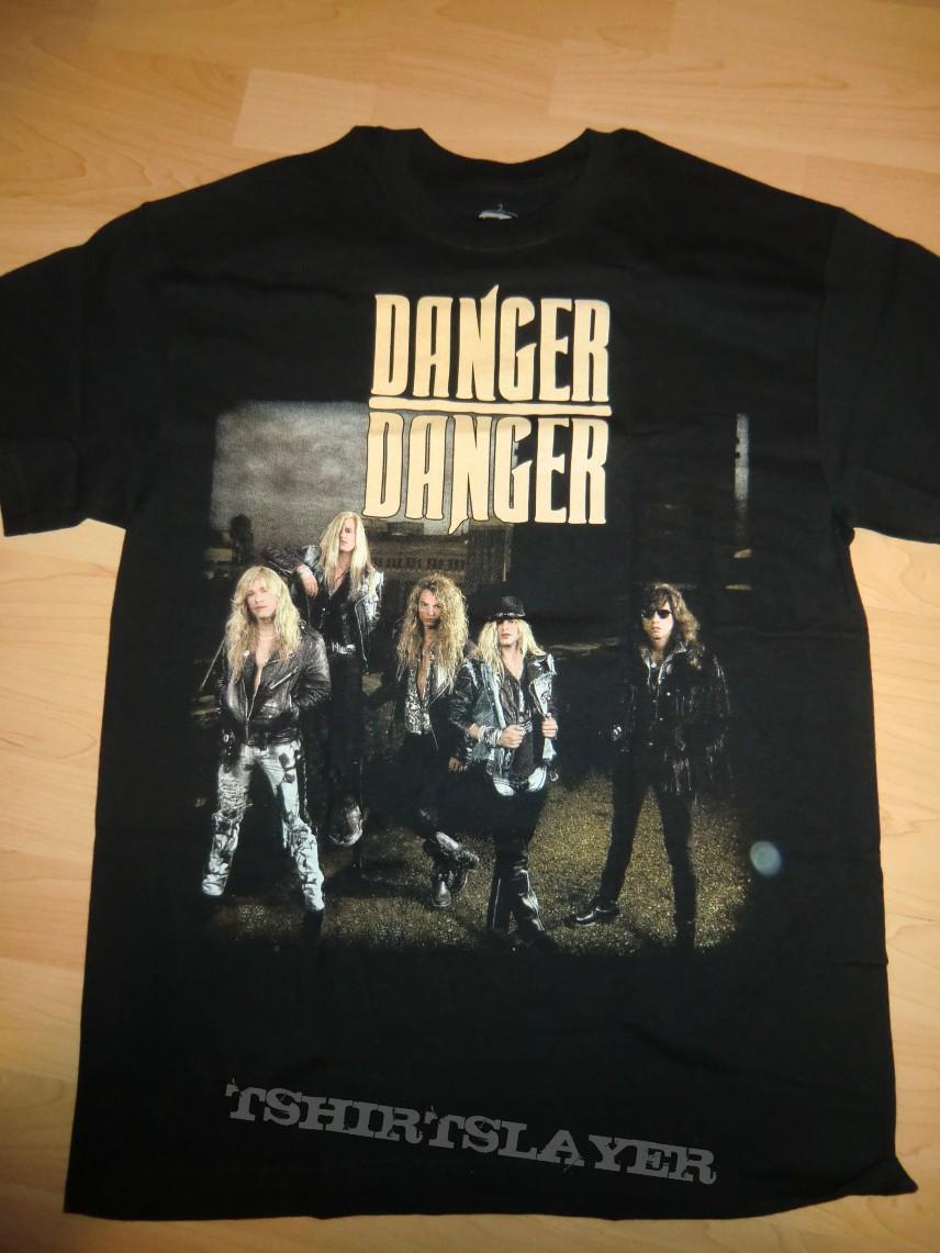 TShirt or Longsleeve - Danger Danger - Shirt