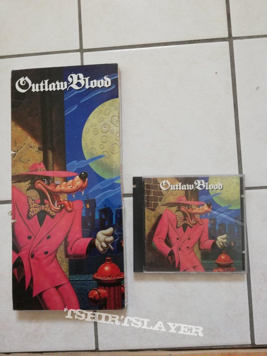 Outlaw blood - long box
