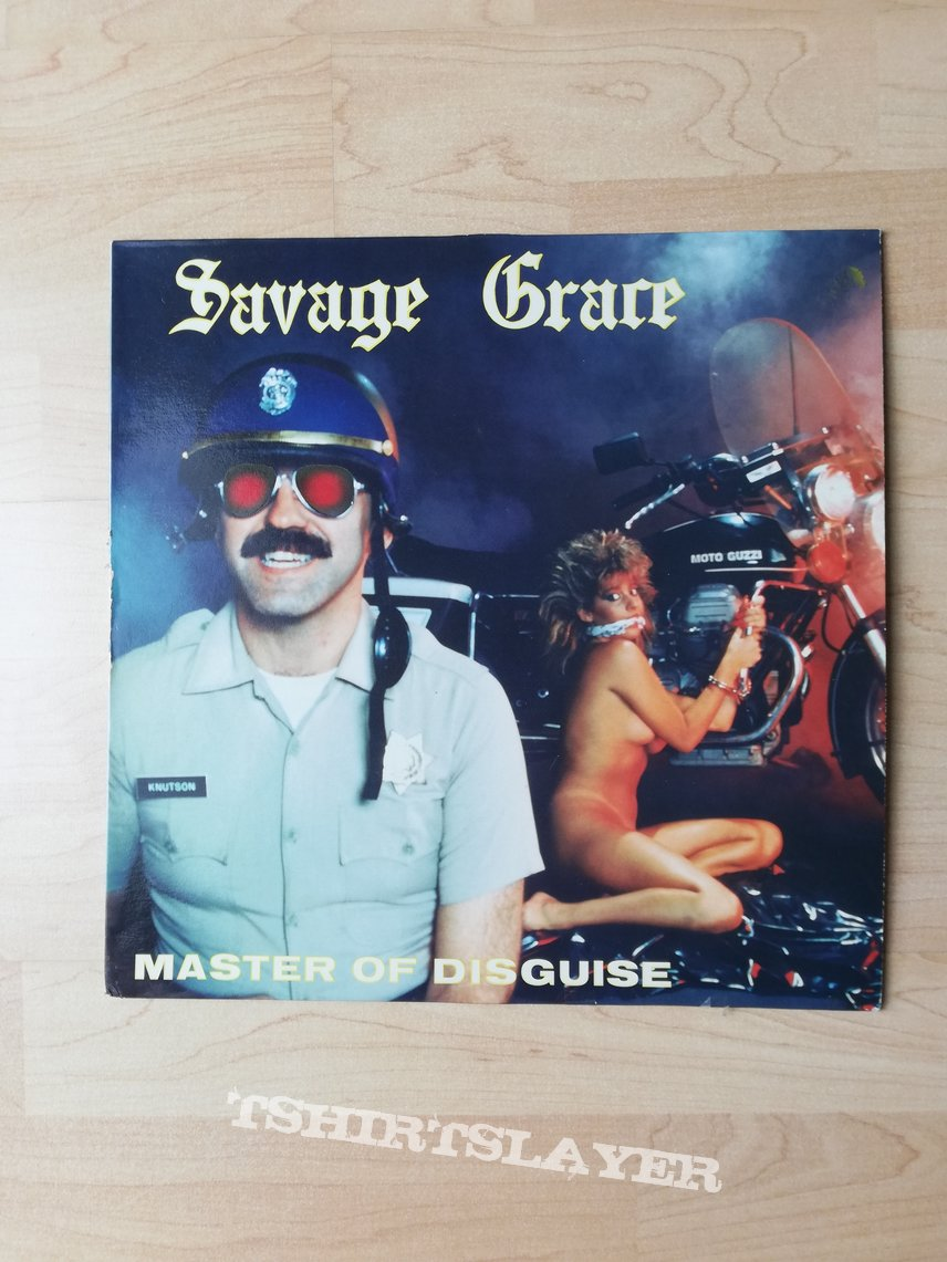Savage grace - master lp