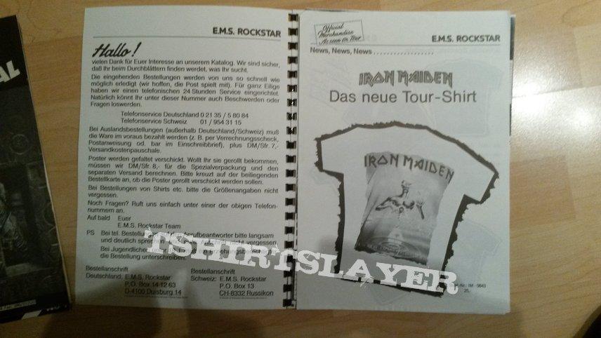 E.M.S. Rockstar 1/88