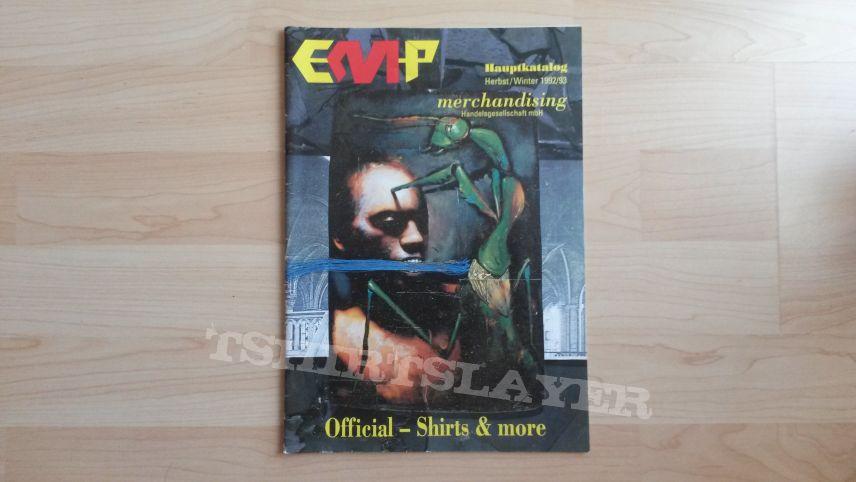 EMP winter 92