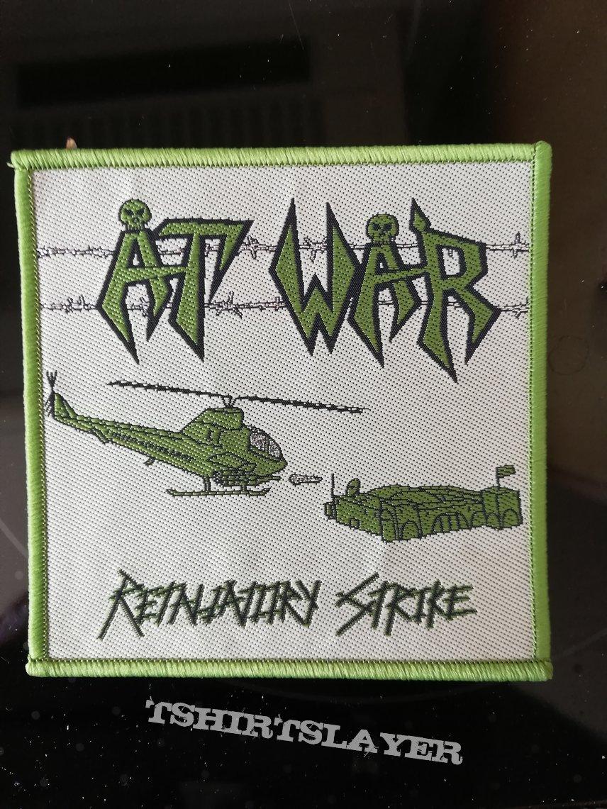 At war = retaliatory patch