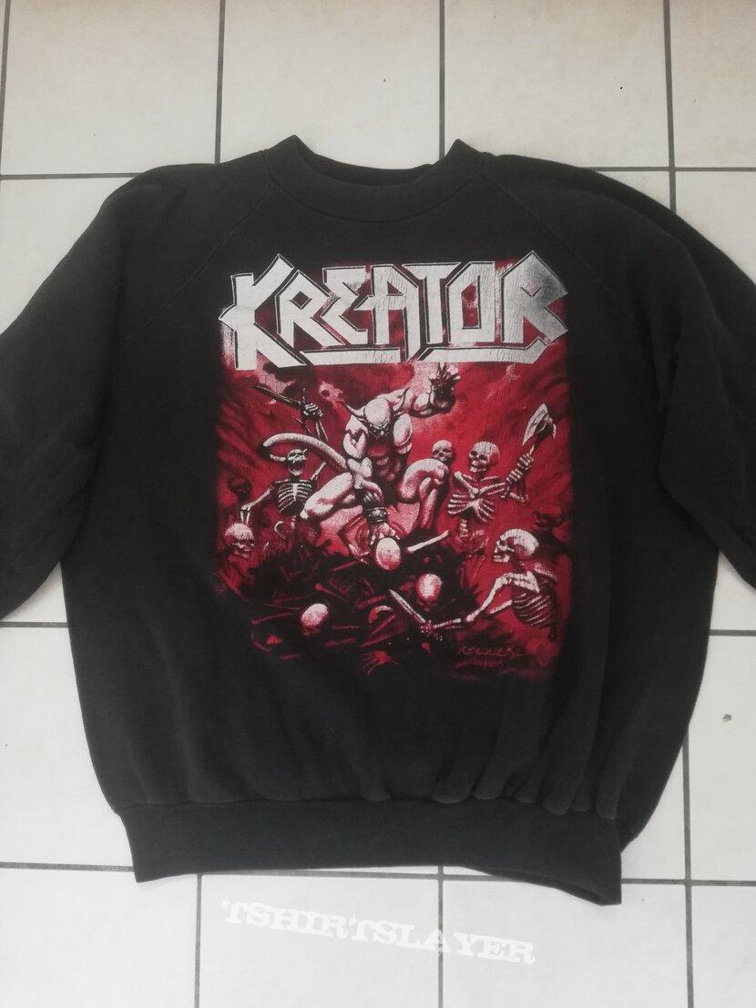 Kreator - Pleasure to kill Sweater