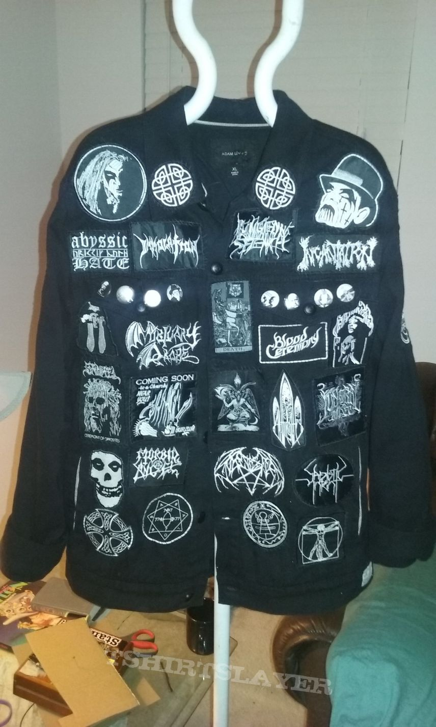 Unfinished Battle Jacket