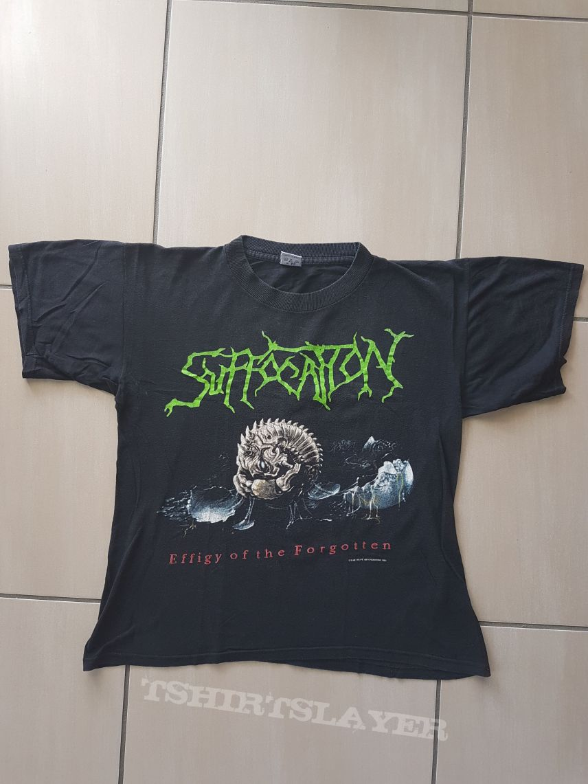 Suffocation - Effigy of the Forgotten shirt