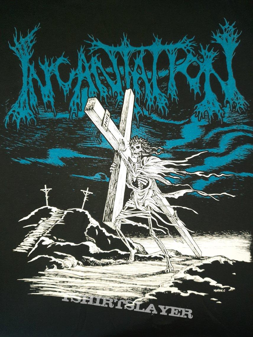 Incantation  - Onward to Golgotha shirt