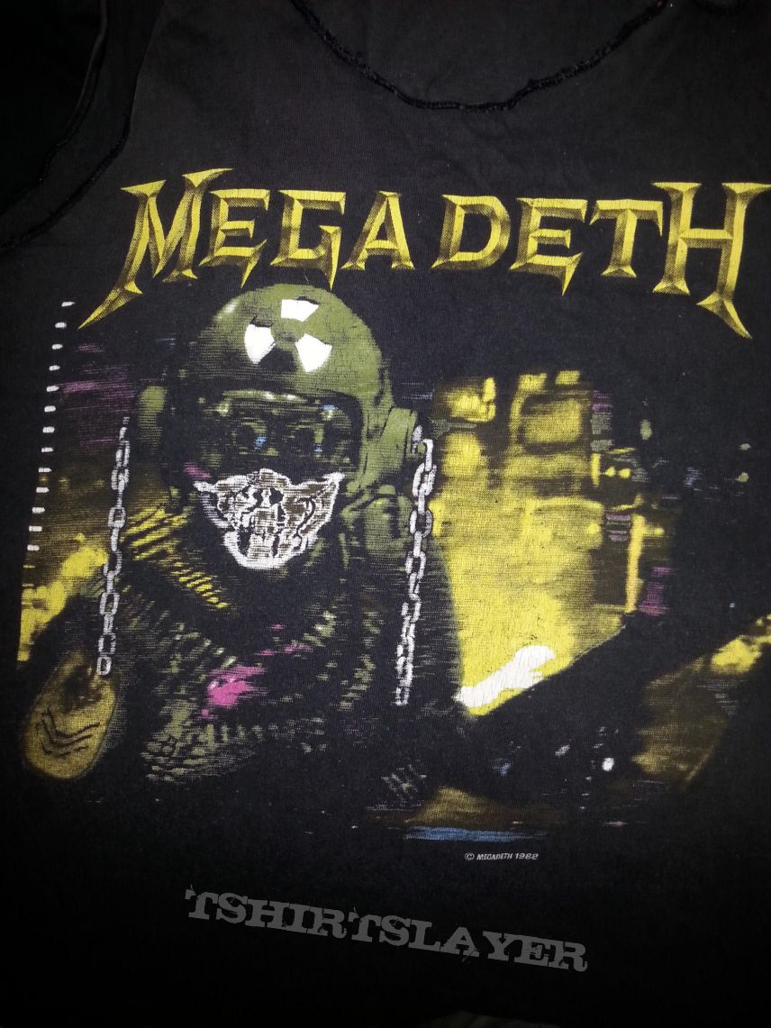 Megadeth - So Far So Good... So What singlet