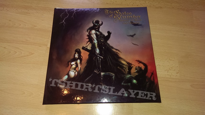 The Gates of Slumber - Hymns Of Blood And Thunder LP Box