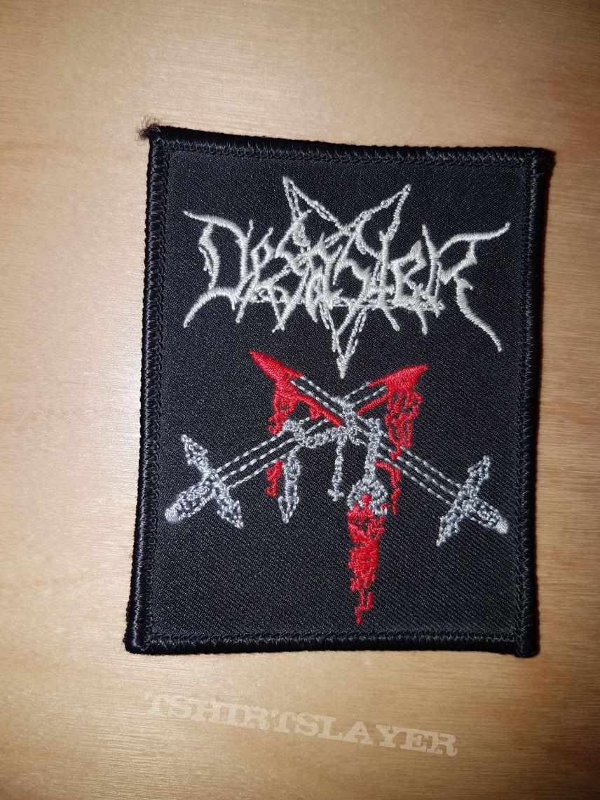 Desaster - Swords Patch