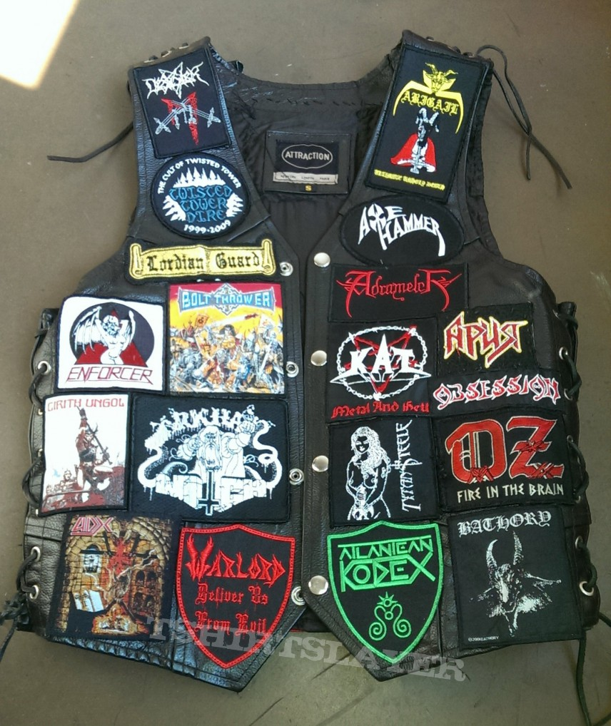 Leather Vest! Bang or be banged!
