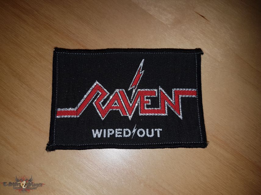 Raven - Wiped Out patch