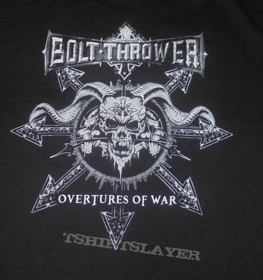 Bolt Thrower - Overtures of War