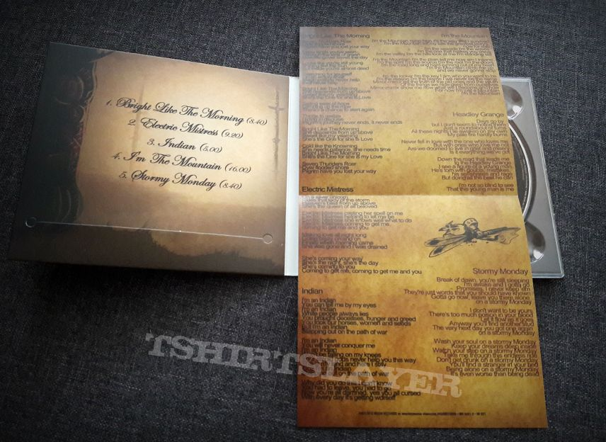 Stoned Jesus - Seven Thunders Roar