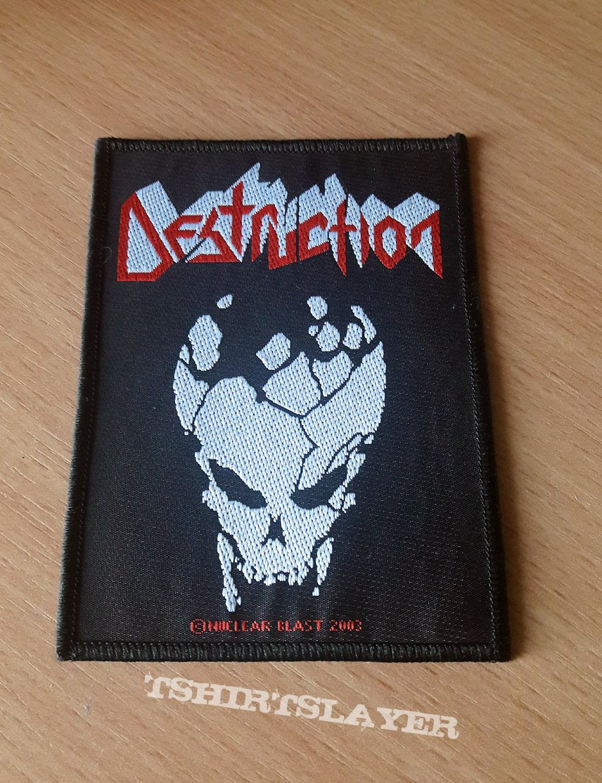 Destruction patch