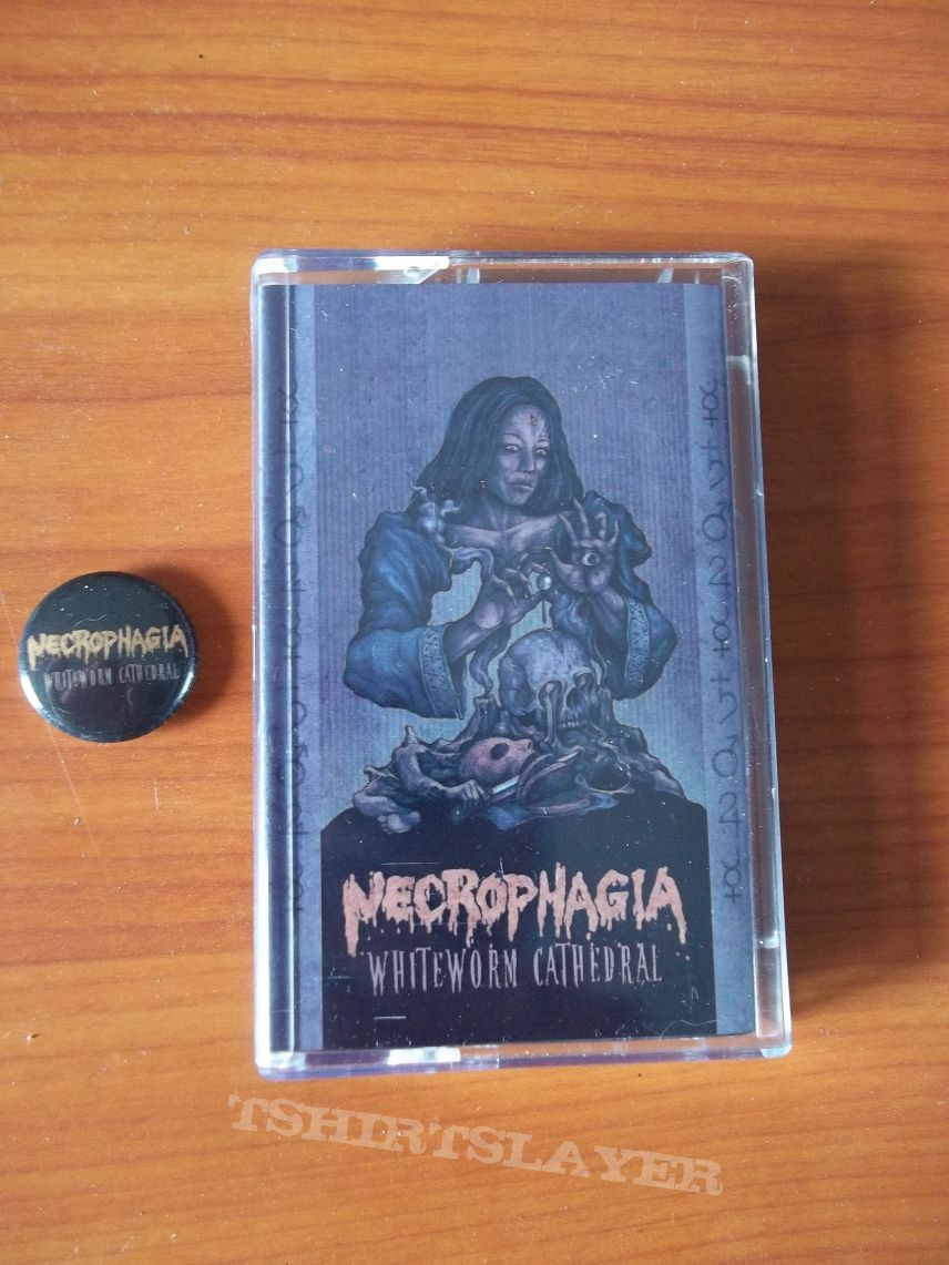 Necrophagia - Whiteworm Cathedral MC