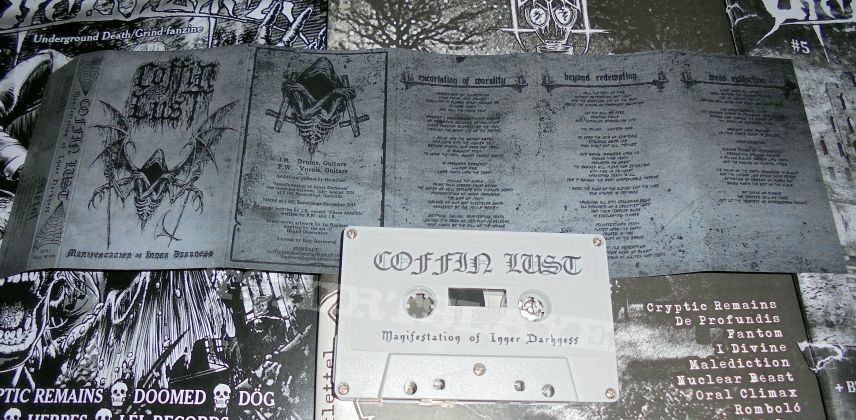 Coffin Lust - Manifestation of Inner Darkness