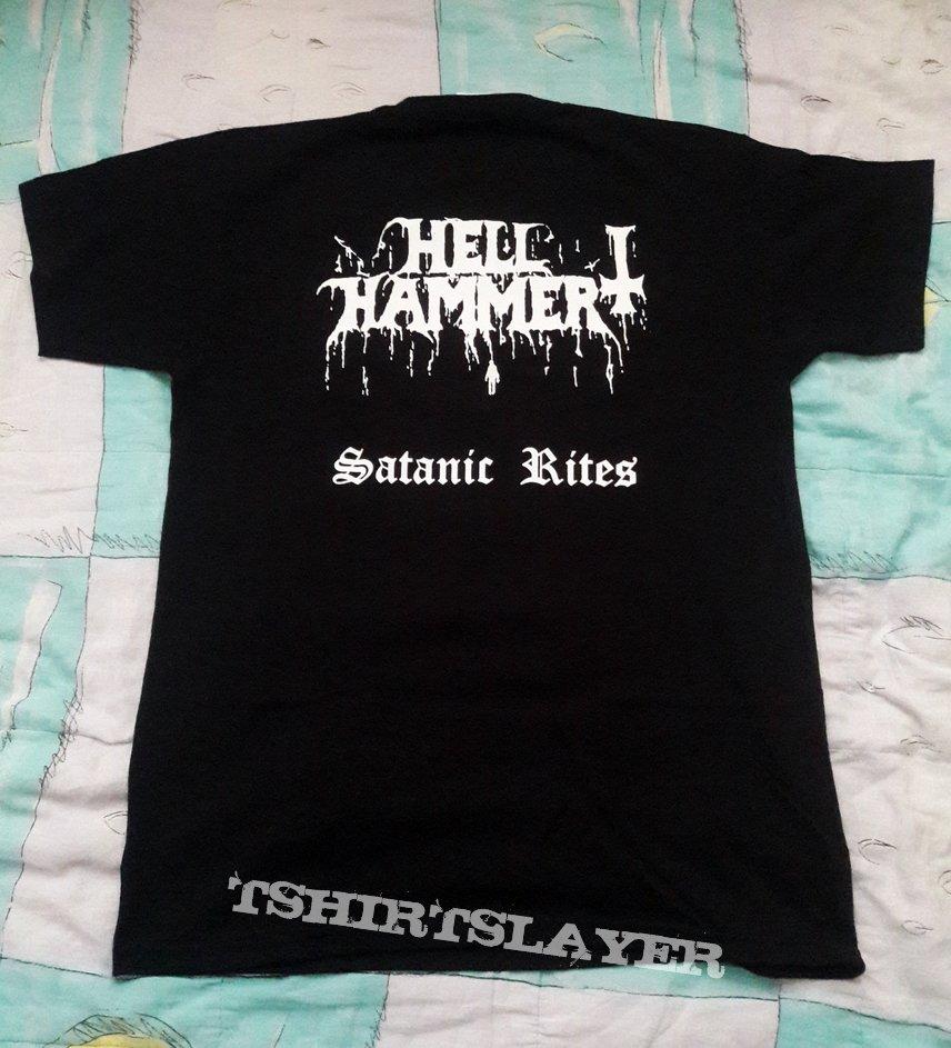 Hellhammer shirt