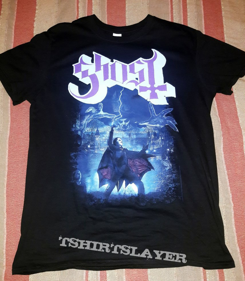 Ghost tour shirt